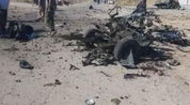 Tel Halef'de bomba yüklü araç patladı: 7 yaralı