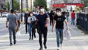 Trabzon il genelinde maske takma zorunluluğu getirildi
