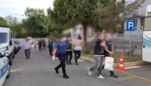 Trabzon'da uyuşturucu operasyonunda yakalanan 5 kişi tutuklandı