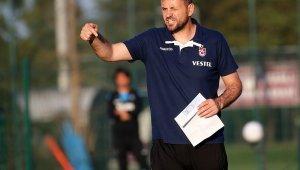 Trabzonspor'da hedef ligde ve kupadaki deplasman maçlarını kayıpsız geçmek