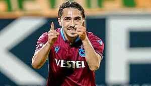 Trabzonsporlu Abdülkadir, ilk kez üst üste iki maçta gol attı