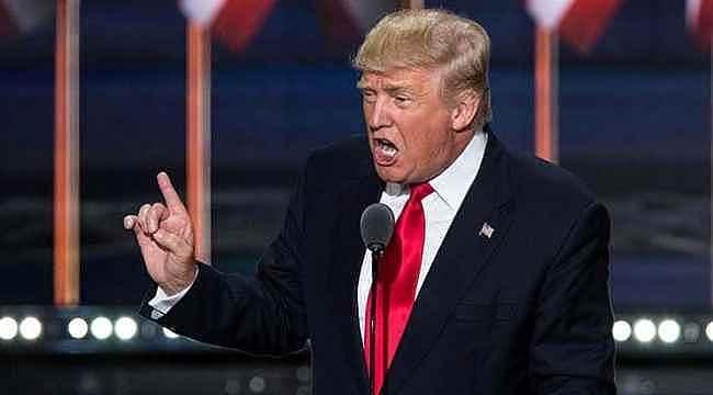 Trump, tepkiler üzerine ırkçı paylaşımını sildi