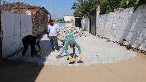 Turgutlu'da çalışmalar hızla devam ediyor