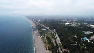 Turizm kenti Antalya, yüksek neme teslim