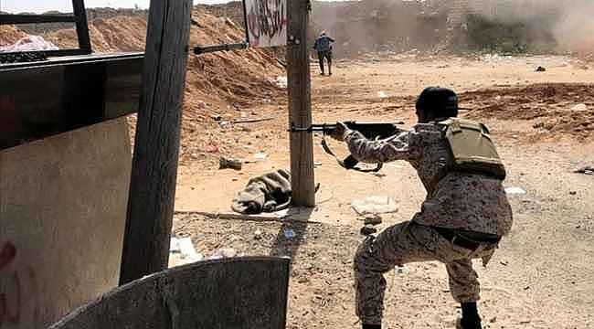 Türkiye'nin desteklediği Libya Ulusal Mutabakat Hükümeti, başkentte kontrolü sağladı