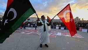 Türkiye ve Libya'dan yeni işbirliği... Trablus yönetimine verildi