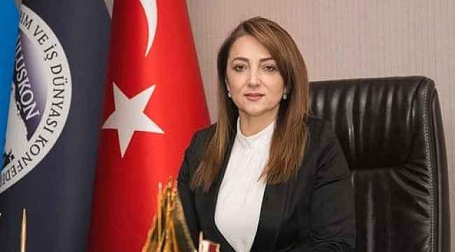 ULUSKON Genel Başkanı Atasoy: 'Türkiye'nin ihracatta hedefi ilk 10'a girmek'