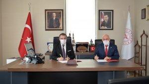 Uşak Hastanesi için protokol imzalandı