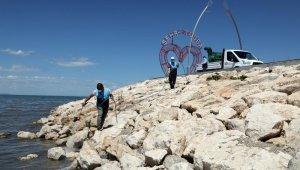 Van Büyükşehir Belediyesi ilaçlama çalışmalarına hız verdi