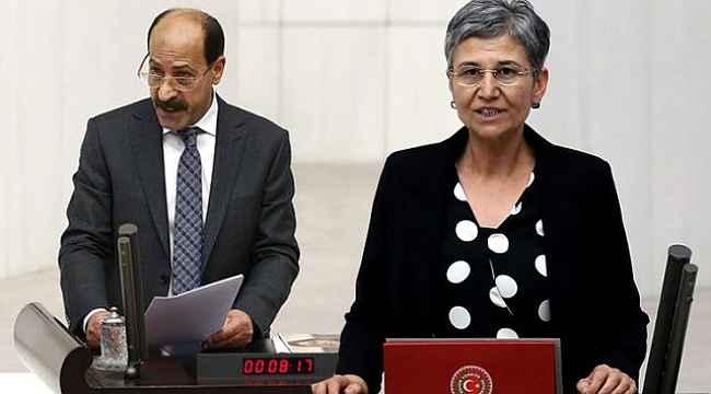 Milletvekilliği düşürülen HDP'li Leyla Güven ve Musa Farisoğulları gözaltına alındı