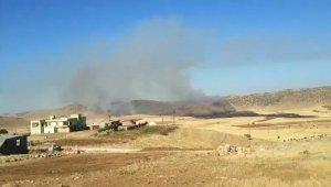 Yangının çıkışında birbirini suçlayan aileler arasında silahlı kavga: 1 ölü, 6 yaralı