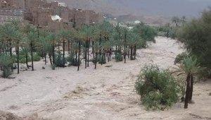 Yemen'de sel felaketi: 9 ölü