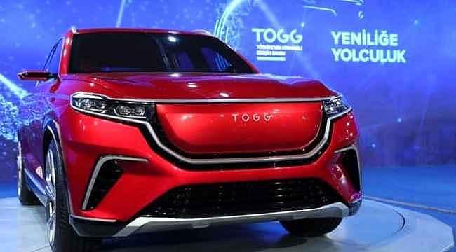 Yerli otomobil için Yatırım Teşvik Belgesi alındı