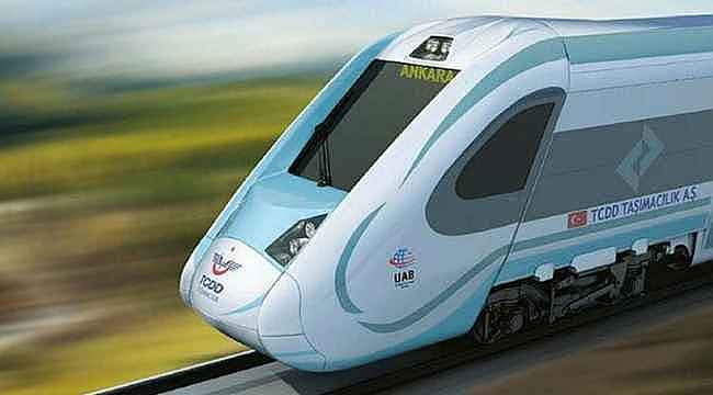 Yerli ve milli elektrikli tren testi başlıyor