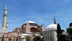 Yunanistan'dan bir küstah hamle daha... Ayasofya konusunda UNESCO'ya şikayet ettiler