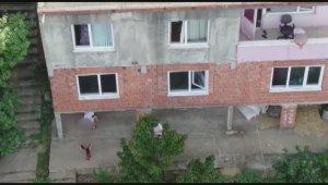 Zonguldak'ta drone ile devriye dönemi