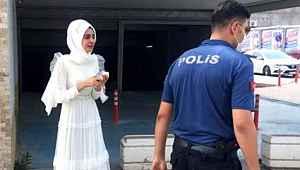 Zorla evlendirilmek istenen kız, polis baskınıyla kurtarıldı