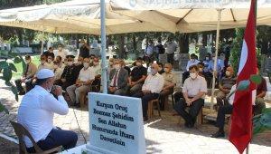 15 Temmuz şehitleri Salihli'de dualarla anıldı