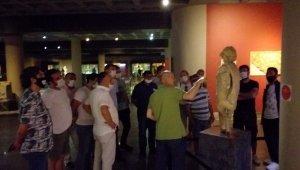 250 Seyahat Acentası Arkeoloji Müzesini Gezdi