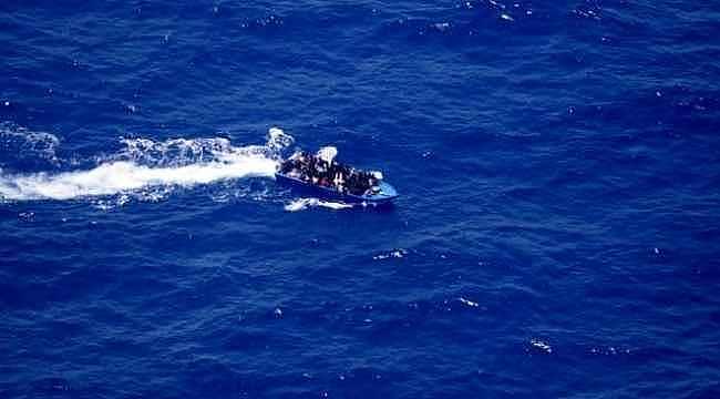 3 ülke de sahip çıkmadı... Göçmenin cansız bedeni 2 haftadır denizde sürükleniyor