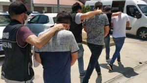 52 bin 920 uyuşturucu hapla yakalanan 3 kişi tutuklandı