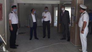 72 kişilik huzurevi inşaatında sona gelindi