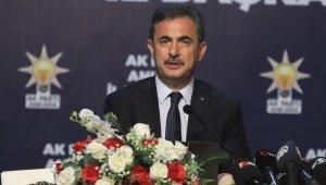 ABB AK Parti Grup Başkan Vekili Köse, Büyükşehir Belediyesinin 1 yıllık faaliyetlerini değerlendirdi