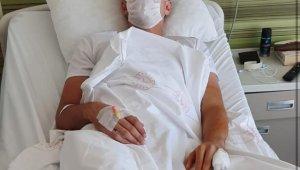 Abdulkadir Taşdan ameliyat oldu