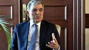 Abdullah Gül'den çoklu baro yalanlaması: