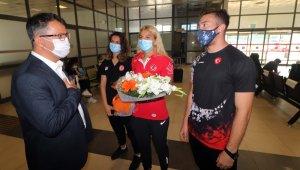 Adana Gençlik ve Spor İl Müdürü Muzaffer Çintimar göreve başladı