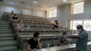 ADÜ Yabancı Uyruklu Öğrenci Seçme Sınavı başarıyla yapıldı