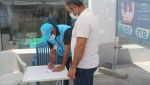 Ağrı'da 'Kurbanını Paylaş Kardeşinle Yakınlaş' standı açıldı