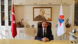 """AİÇÜ Rektörü Karabulut'tan """"15 Temmuz"""" mesajı"""