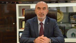 """AK Parti İl Başkanı Hasan Angı: """"Ayasofya'nın zincirleri kırıldı"""""""