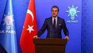 """AK Parti Sözcüsü Çelik: """"ABD'nin attığı son adım çözümsüzlüğe destek verecektir"""""""