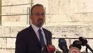 AK Partili Turan'dan 'Çoklu Baro Sistemi' teklifine ilişkin açıklamalar