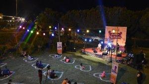 Akhisar Belediyesi 'Açık Hava Yaz Konserleri' devam ediyor