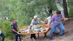 Alanya'da otomobil uçuruma yuvarlandı: 3 ölü, 4 yaralı
