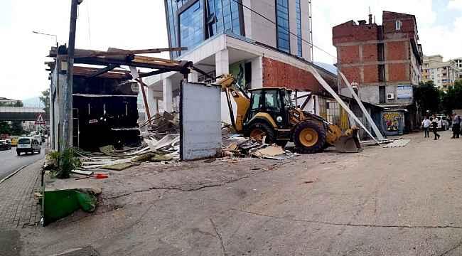 Ankara Caddesi'nden Gökdere'ye lambasız geçiş - Bursa Haberleri