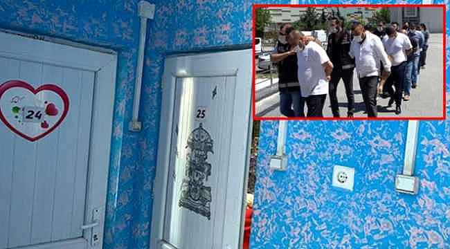 Ankara'da köylü kadınların şikayeti sonrası fuhuş çetesi çökertildi