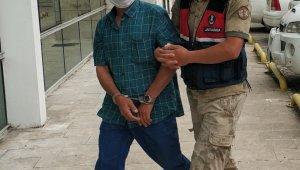 Arazide mahkemeye keşif yaptırmayan şahıs tutuklandı