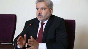 ASÜ Rektörü Şahin BAP akademisyenleriyle bir araya geldi