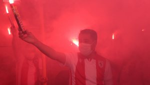 TFF'nin kararının ardından Kocaelispor ve Samsunspor'da büyük sevinç