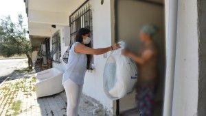 Avcılar Belediyesi'nden sel mağduru aileye destek