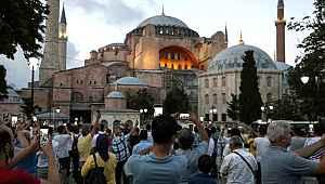 Ayasofya Camii'nin ismi değişecek mi? İlk namazı Erdoğan'mı kıldıracak? Diyanet İşleri Başkanı Ali Erbaş merak edilen soruyu yanıtladı