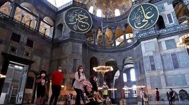 Ayasofya'nın geleceği hakkında kararın çıkacağı gün UNESCO'dan diyalog çağrısı