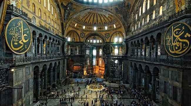 Ayasofya'nın ibadete açılması Yunanistan'ı rahatsız etti: