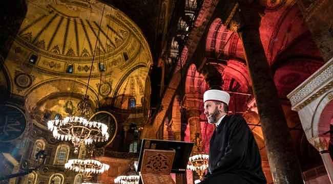 Ayasofya'ya atanacak 2 imamdan biri, kamuoyunun yakından tanıdığı bir isim oldu