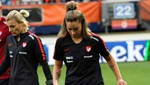 Aycan Yanaç, UEFA Kadınlar Şampiyonlar Ligi'nde oynayabilir