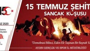 Aydın'da '15 Temmuz Sancak Koşusu' yapılacak